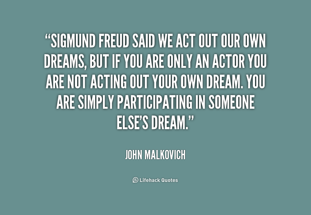 freud and jungs theory explains the reasons for dreaming Contemporary dream theories starting with freud  but first, we will next look at freud's contemporary carl jung, another founding father of modern dream studies.