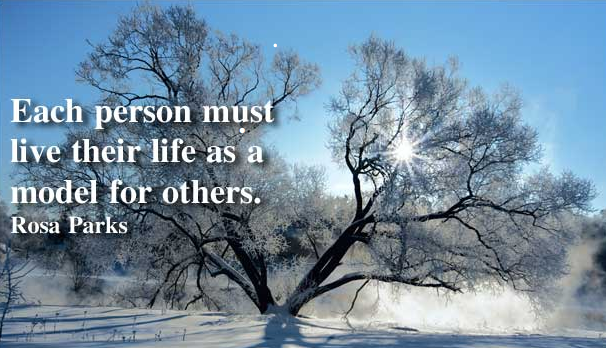Inspirational Quotes About Role Models. QuotesGram