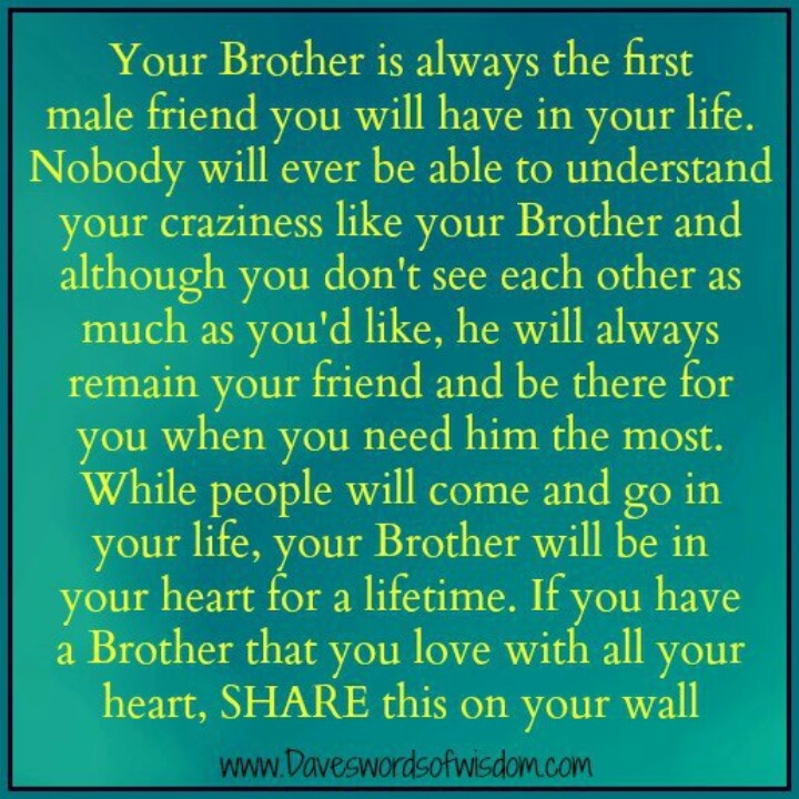 Proud Big Sister Quotes: Proud Brother Quotes. QuotesGram
