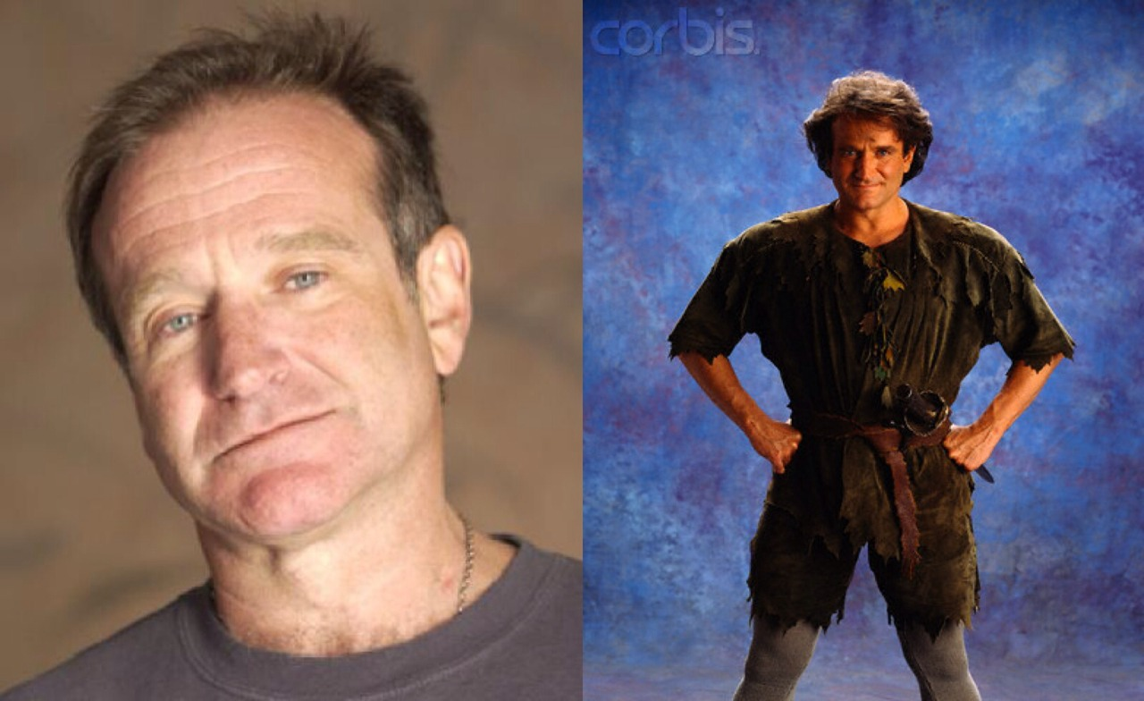 Peter Pan Robin Williams Quotes. QuotesGram