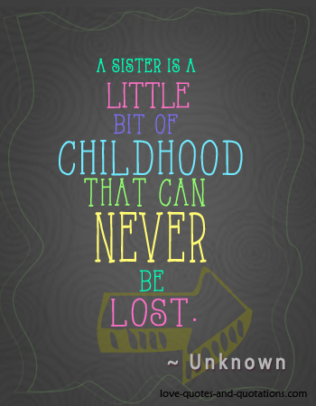 Cute Sibling Quotes. QuotesGram