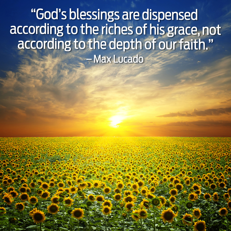 Blessings Quotes: Gods Blessings Quotes. QuotesGram