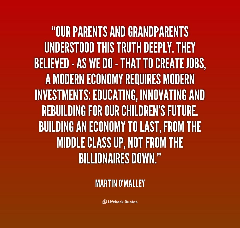 Inspirational Quotes About Grandparents. QuotesGram