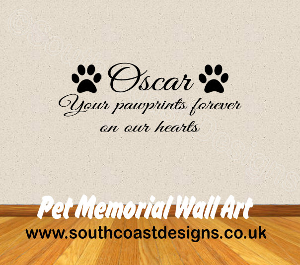 Dog Picture I Will Love You Forever Sign