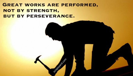 Business Persistence Quotes. QuotesGram