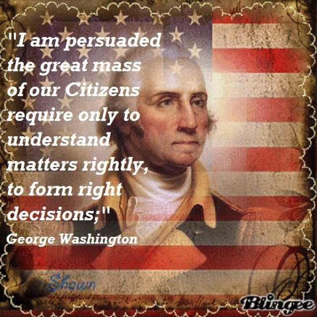 Quotes About George Washington By John Adams: Leadership Quotes From George Washington. QuotesGram