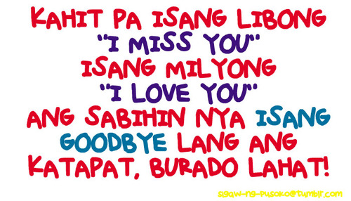 goodbye in tagalog quotes quotesgram