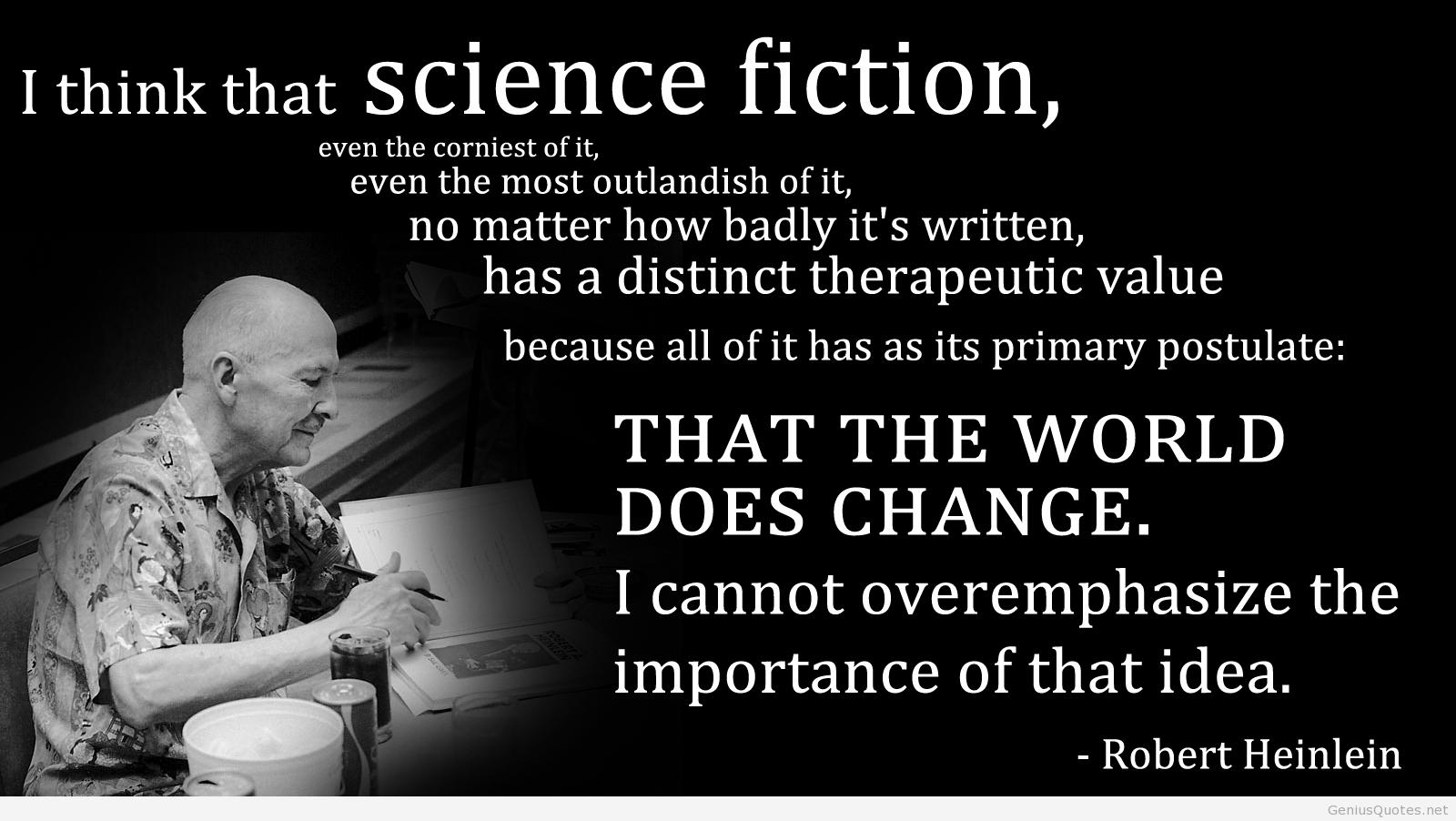 Robert A. Heinlein Quotes. QuotesGram