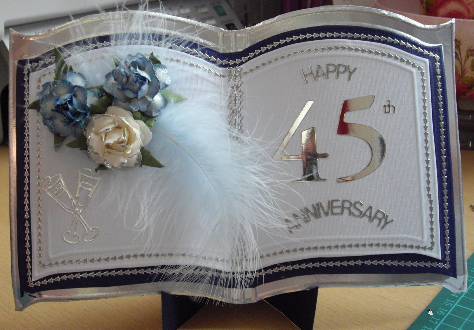 45th Wedding Anniversary Quotes Quotesgram