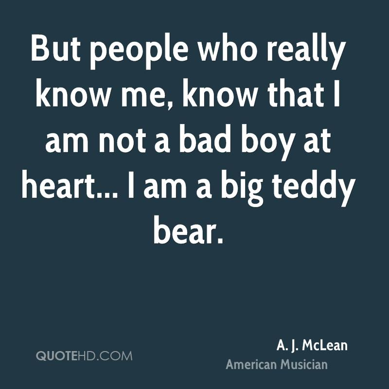 Quotes About Not Really Knowing Someone: I Am Bad Quotes. QuotesGram