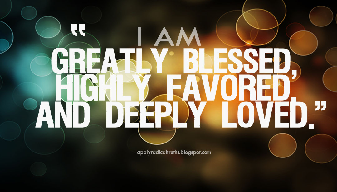 I Am Blessed Quotes. QuotesGram