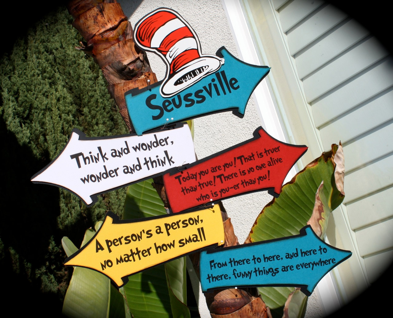 Quotes From Dr Seuss Cat In That. QuotesGram