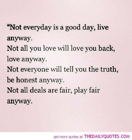 Quotes For A Good Day: Not A Good Day Quotes. QuotesGram
