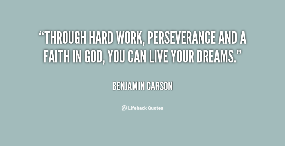 quotes of perseverance and faith quotesgram