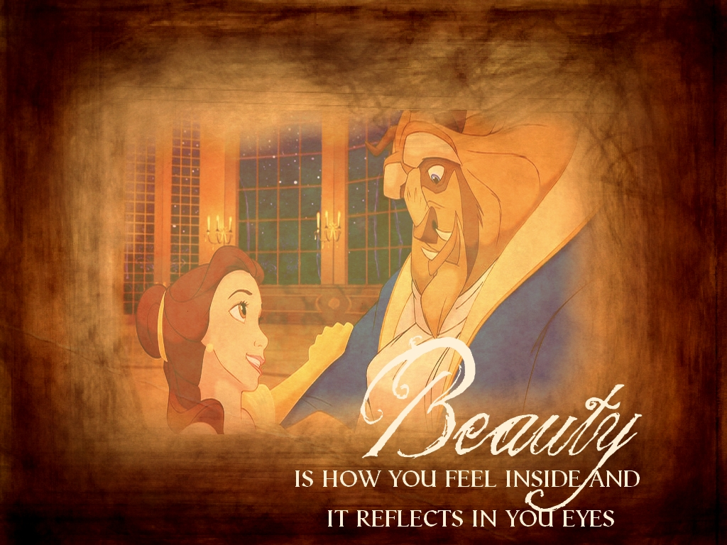 Beauty And The Beast Quotes And Sayings. QuotesGram