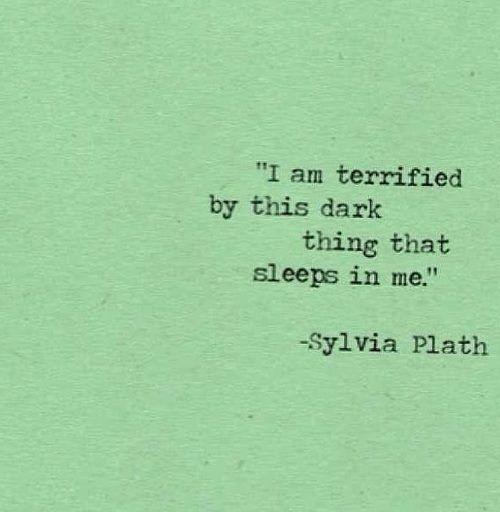 Depression Quotes Tattoos Quotesgram: Sylvia Plath Quotes On Depression. QuotesGram