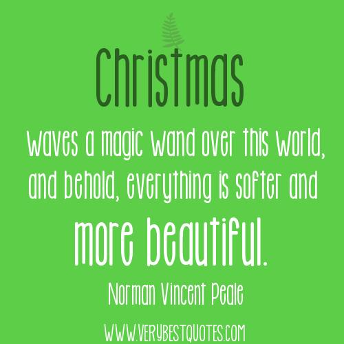 Inspirational Christmas Quotes. QuotesGram