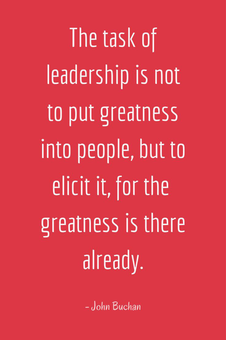 leader leadership and people There is, in fact, no one right way to lead in all circumstances, and one of the main characteristics of good leaders is their flexibility and ability to adapt to changing circumstances leadership skills are highly sought after by employers as they involve dealing with people in such a way as to motivate, enthuse and build respect.