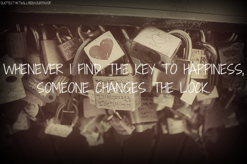 Lock And Key Love Quotes Quotesgram