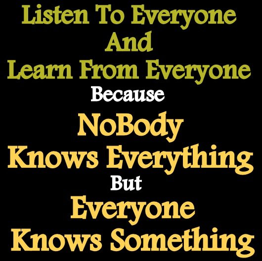 Learn To Listen Quotes Quotesgram