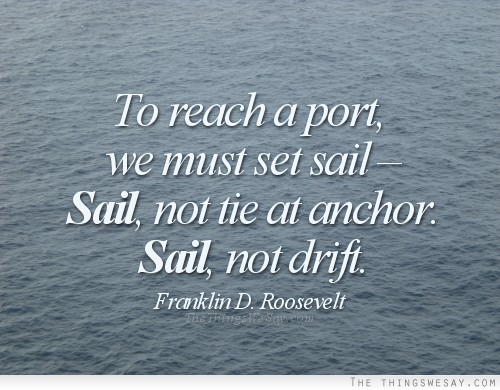 Sailing Quotes Quotesgram: Anchor And Sailing Quotes. QuotesGram