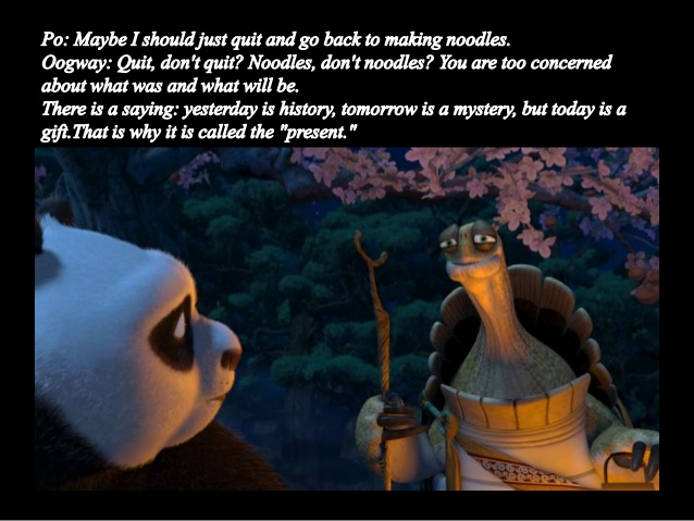 Master Oogway Quotes. QuotesGram