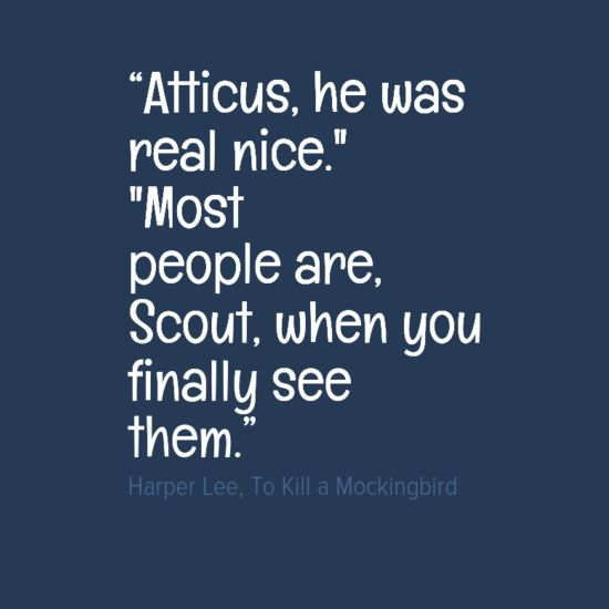 Atticus Finch Quotes With Page Numbers: Miss Maudie Quotes To Scout. QuotesGram
