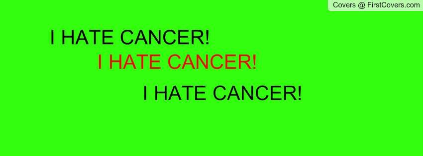 Kicking Cancer I Hate Cancer Qu...