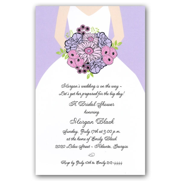 Bridal Shower Sayings For Invitations as luxury invitations example