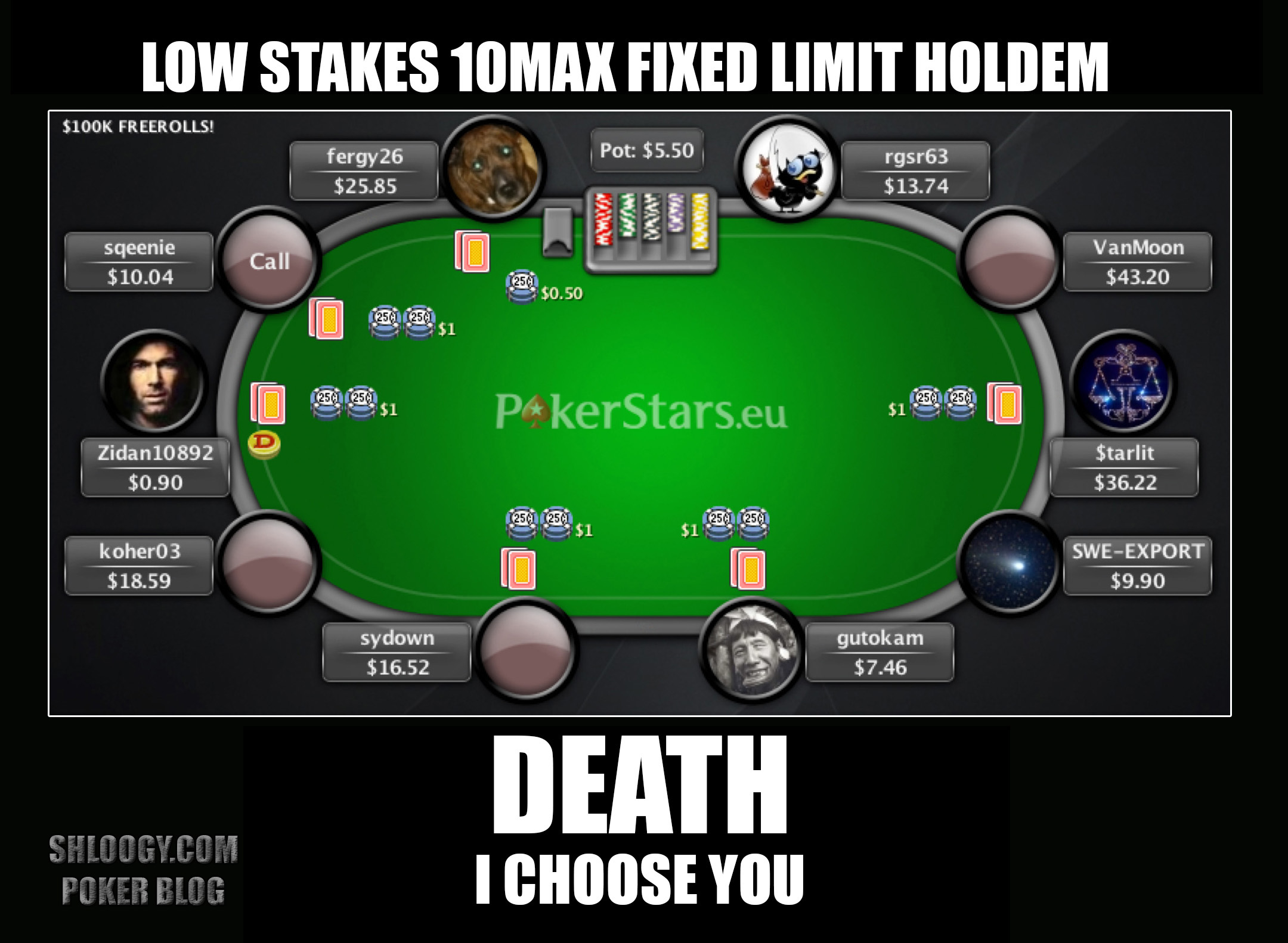 What is Fixed Limit Texas Hold'em?