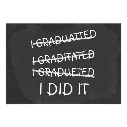 Humorous Graduation Quotes: Almost Funny Graduation Quotes. QuotesGram