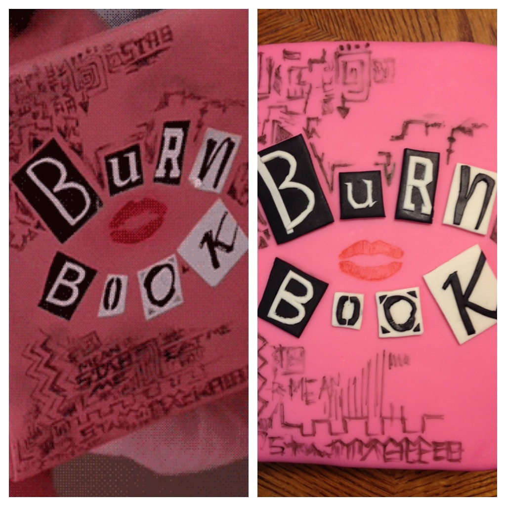 Burn book mean girls quotes