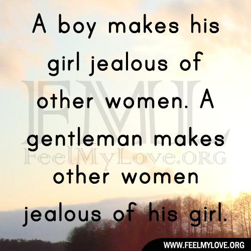 Status to make a girl jealous