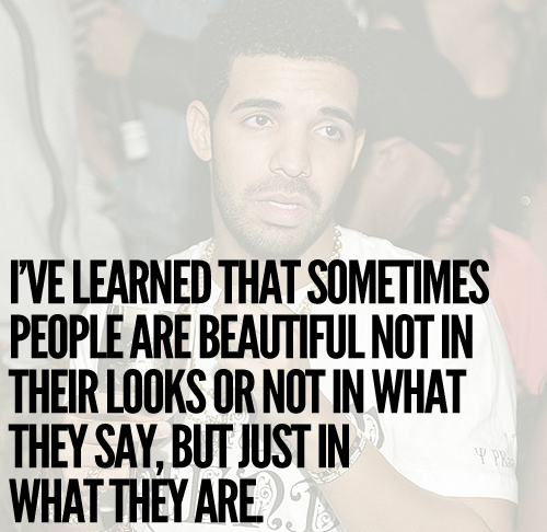 Drake Quotes About Girls: Drake Best Quotes About Girls. QuotesGram