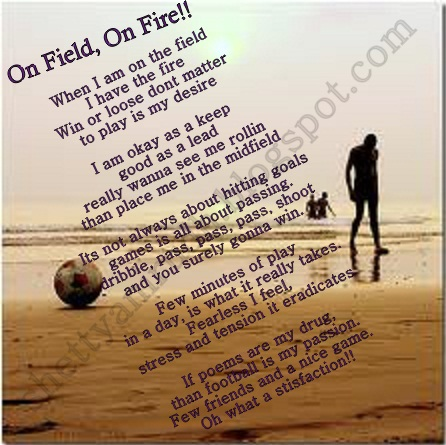 Soccer Poems Quotes. QuotesGram