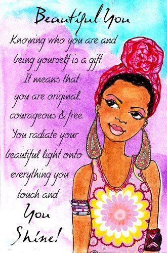 African American Beautiful Saturday Quotes. QuotesGram