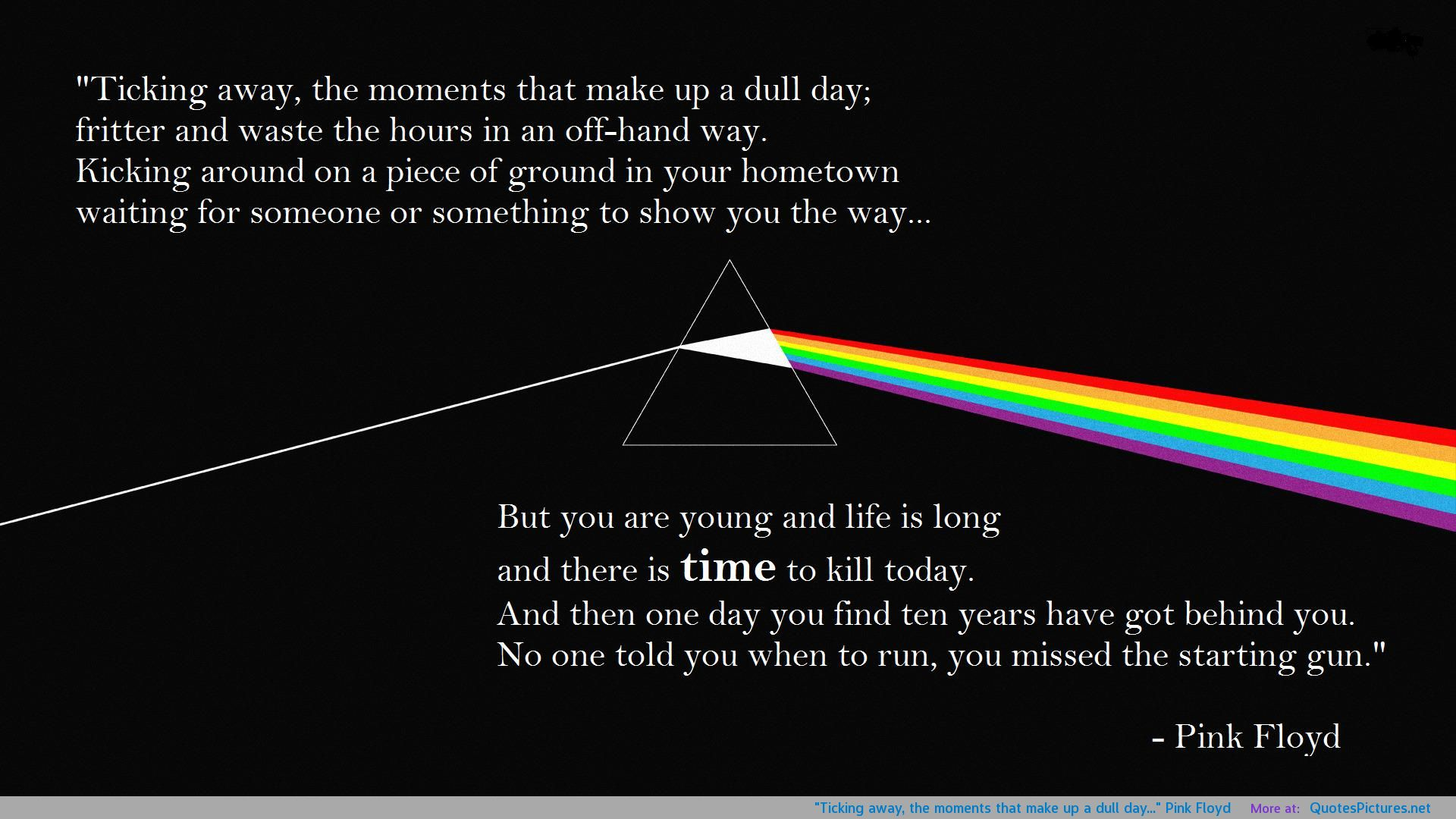 Pink Floyd Quotes. Quo...