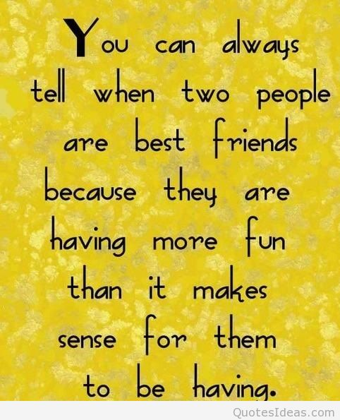 Friends Forever Funny Quotes: Quotes And Sayings Best Friends Forever. QuotesGram