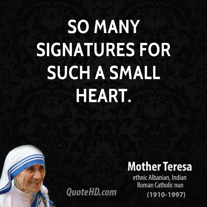 Mother Teresa Quotes People Are Often: Mother Teresa Famous Quotes. QuotesGram