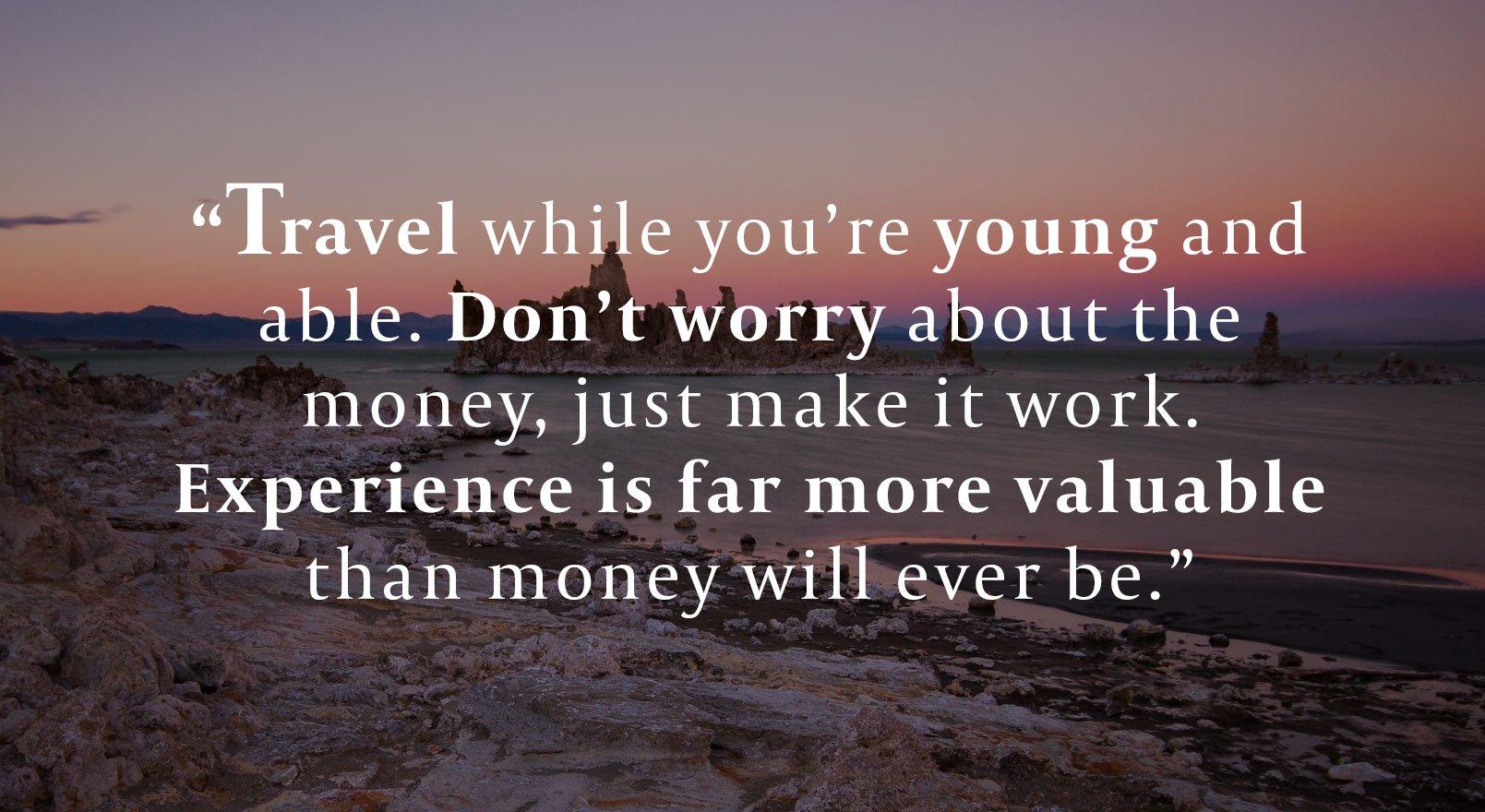 Travel Quotes: Inspirational Travel Quotes. QuotesGram