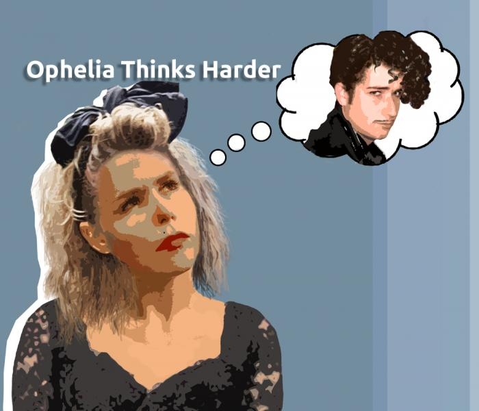 ophelias madness Pregnant with madness— ophelia's struggle and madness in hamlet ophelia's madness can be read as something beautiful because of its in ophelia's.
