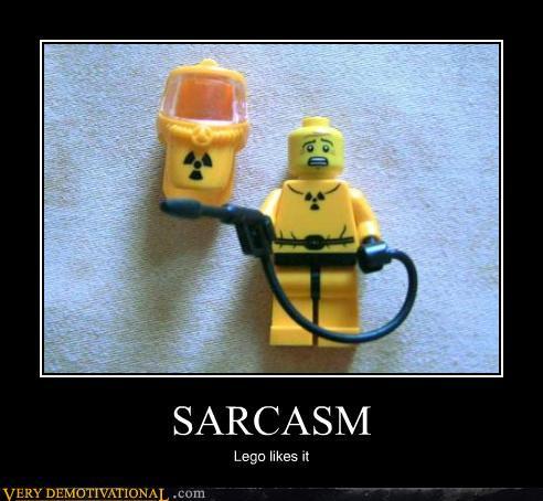 Demotivational Quotes About Sarcasm Quotesgram
