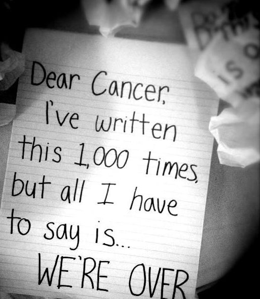 Inspirational Cancer Quotes: Colon Cancer Quotes Inspirational. QuotesGram