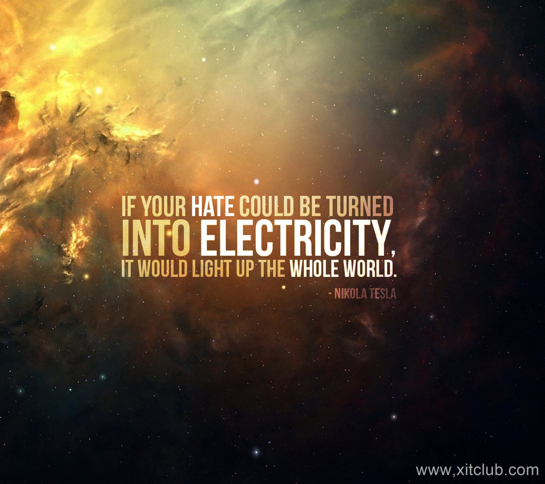 Famous Quotes: Famous Quotes About Electricity. QuotesGram