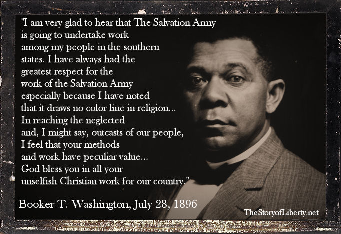 Leaders Quotes Booker T Washington On Black Quotesgram