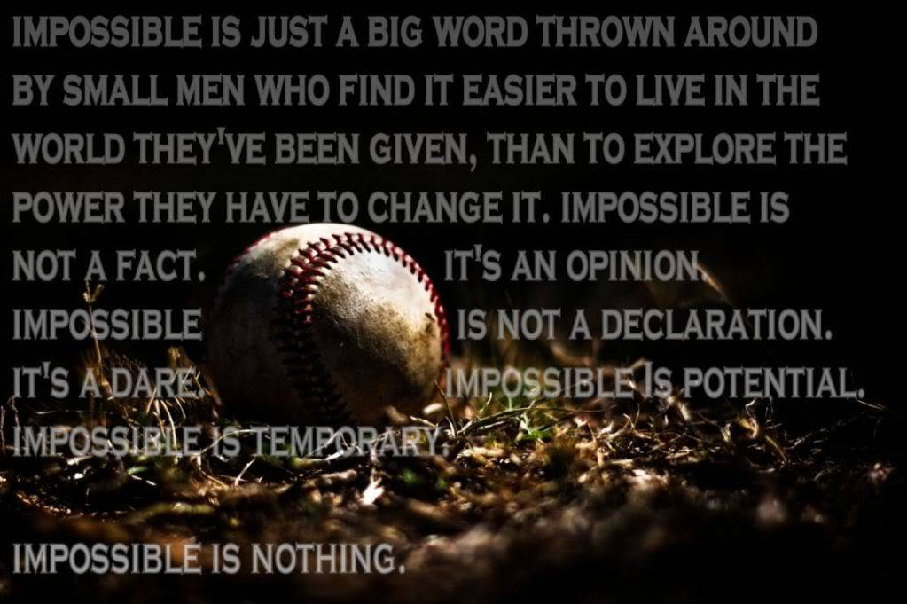Famous Inspirational Sports Quotes Baseball Quotesgram