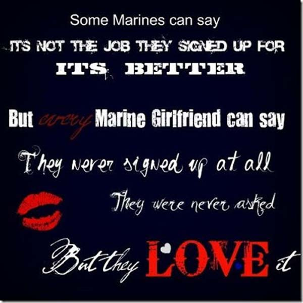 Marine Love Quotes For Him. QuotesGram