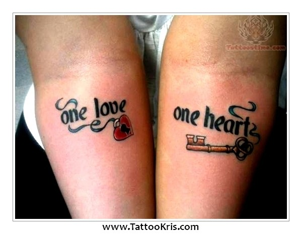 Quote Tattoos For Couples