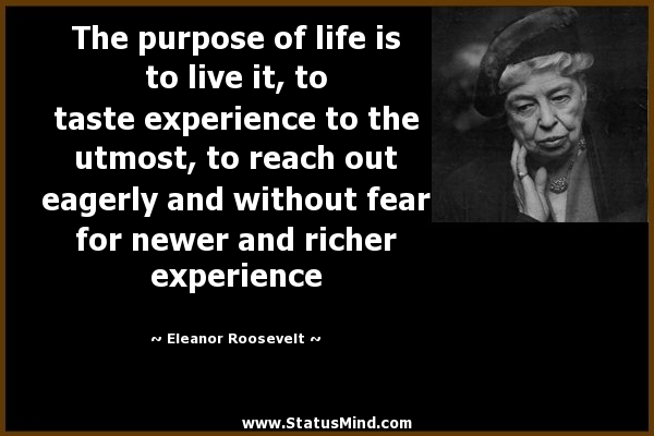 Famous Quotations By Eleanor: Famous Fear Quotes Eleanor Roosevelt. QuotesGram