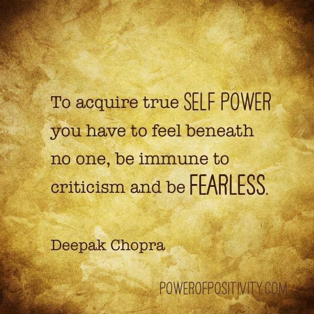 Inspirational Quotes From Deepak Chopra. QuotesGram